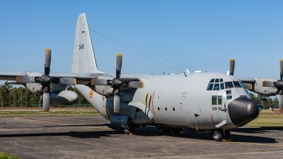Photo ID 220399 by Jan Eenling. Belgium Air Force Lockheed C 130H Hercules L 382, CH 01