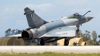 Photo ID 220444 by Andreas Zeitler - Flying-Wings. Greece Air Force Dassault Mirage 2000EG, 212