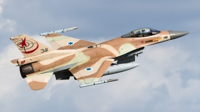 Photo ID 220445 by Andreas Zeitler - Flying-Wings. Israel Air Force General Dynamics F 16C Fighting Falcon, 341