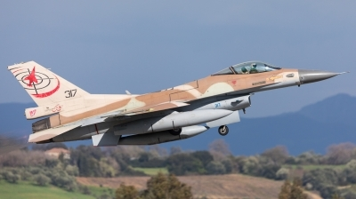 Photo ID 220446 by Andreas Zeitler - Flying-Wings. Israel Air Force General Dynamics F 16C Fighting Falcon, 317