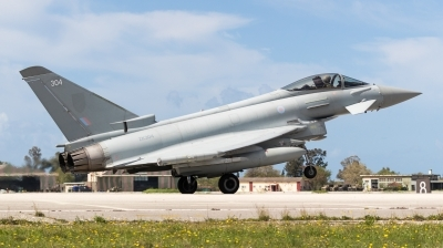 Photo ID 220449 by Andreas Zeitler - Flying-Wings. UK Air Force Eurofighter Typhoon FGR4, ZK304
