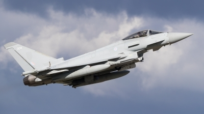 Photo ID 220563 by Andreas Zeitler - Flying-Wings. UK Air Force Eurofighter Typhoon FGR4, ZK304