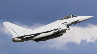 Photo ID 220564 by Andreas Zeitler - Flying-Wings. UK Air Force Eurofighter Typhoon FGR4, ZK358