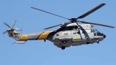 Photo ID 220454 by F. Javier Sánchez Gómez. Spain Air Force Aerospatiale AS 332B Super Puma, HD 21 4