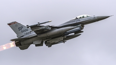 Photo ID 220434 by Matthias Becker. USA Air Force General Dynamics F 16C Fighting Falcon, 90 0829