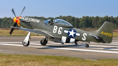 Photo ID 220428 by Hans Rödel. Private Scandinavian Historic Flight North American P 51D Mustang, G SHWN