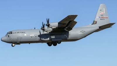 Photo ID 220464 by Alex Jossi. USA Air Force Lockheed Martin C 130J 30 Hercules L 382, 08 3173