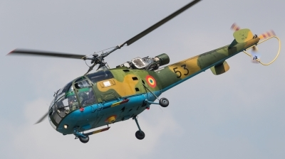 Photo ID 220516 by Andreas Zeitler - Flying-Wings. Romania Air Force IAR 316B Alouette III, 53