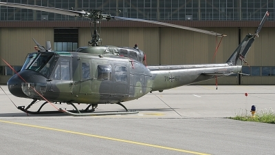 Photo ID 25386 by Lutz Lehmann. Germany Air Force Bell UH 1D Iroquois 205, 71 67