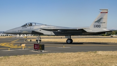 Photo ID 220663 by Alex Jossi. USA Air Force McDonnell Douglas F 15C Eagle, 85 0100
