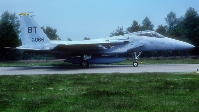 Photo ID 220620 by Rainer Mueller. USA Air Force McDonnell Douglas F 15C Eagle, 79 0066
