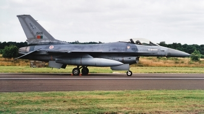 Photo ID 220608 by Jan Eenling. Portugal Air Force General Dynamics F 16A Fighting Falcon, 15105