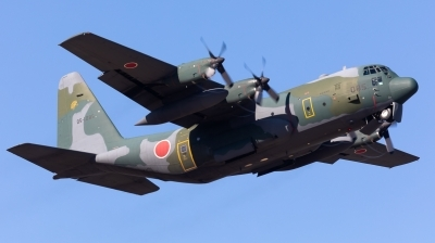 Photo ID 220628 by Andreas Zeitler - Flying-Wings. Japan Air Force Lockheed C 130H Hercules L 382, 05 1085