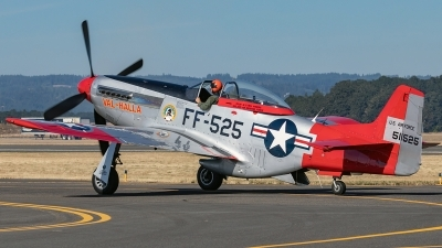 Photo ID 220666 by Alex Jossi. Private Heritage Flight Museum North American P 51D Mustang, N151AF