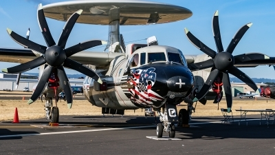 Photo ID 220601 by Alex Jossi. USA Navy Grumman E 2C Hawkeye, 165819