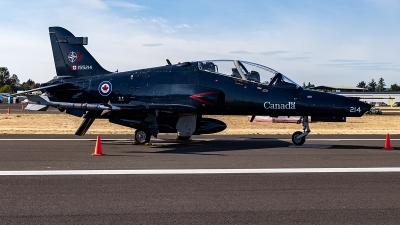 Photo ID 220668 by Alex Jossi. Canada Air Force BAE Systems CT 155 Hawk Hawk Mk 115, 155214