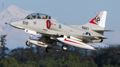 Photo ID 220635 by Alex Jossi. Private Pacific Aero Ventures LLC Douglas TA 4J Skyhawk, N518TA
