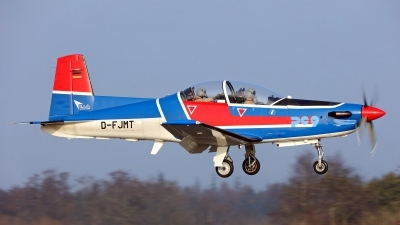 Photo ID 220615 by Dieter Linemann. Company Owned E I S Aircraft GmbH Pilatus PC 9B, D FJMT