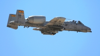 Photo ID 220674 by Peter Boschert. USA Air Force Fairchild A 10C Thunderbolt II, 81 0969