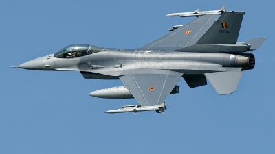 Photo ID 220617 by Rainer Mueller. Belgium Air Force General Dynamics F 16AM Fighting Falcon, FA 121