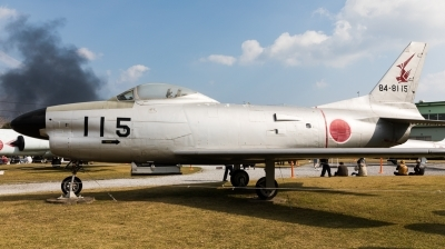 Photo ID 220721 by Andreas Zeitler - Flying-Wings. Japan Air Force North American F 86D Sabre, 84 8115