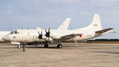 Photo ID 220729 by Andreas Zeitler - Flying-Wings. Japan Navy Lockheed P 3C Orion, 5098