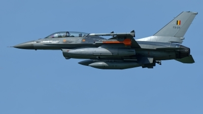 Photo ID 220716 by Rainer Mueller. Belgium Air Force General Dynamics F 16BM Fighting Falcon, FB 24