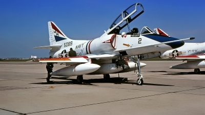 Photo ID 220755 by Gerrit Kok Collection. USA Navy McDonnell Douglas TA 4J Skyhawk, 155089