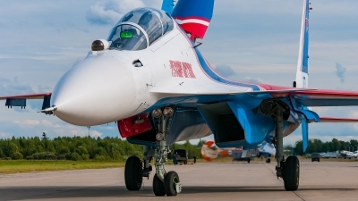 Photo ID 220749 by David Novák. Russia Air Force Sukhoi Su 30SM Flanker, RF 81704