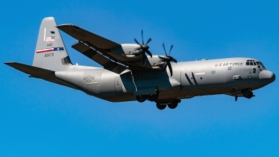 Photo ID 220757 by Alex Jossi. USA Air Force Lockheed Martin C 130J 30 Hercules L 382, 08 3173