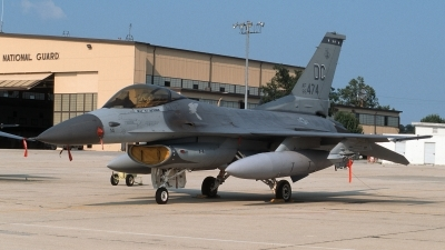 Photo ID 220767 by Henk Schuitemaker. USA Air Force General Dynamics F 16C Fighting Falcon, 85 1474