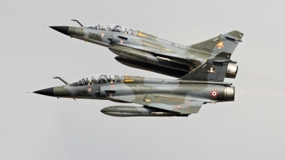 Photo ID 220782 by Milos Ruza. France Air Force Dassault Mirage 2000N, 364
