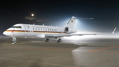 Photo ID 220809 by Matthias Becker. Germany Air Force Bombardier BD 700 1A11 Global 5000, 14 02