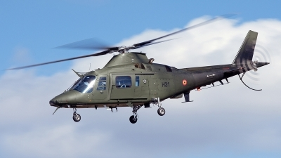 Photo ID 220810 by Matthias Becker. Belgium Army Agusta A 109HO A 109BA, H31