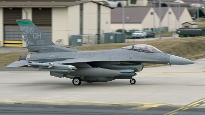 Photo ID 220814 by Matthias Becker. USA Air Force General Dynamics F 16C Fighting Falcon, 89 2151