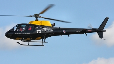 Photo ID 25485 by mark van der vliet. UK Air Force Aerospatiale AS 350B Squirrel HT1, ZJ270