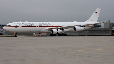 Photo ID 220828 by Florian Morasch. Germany Air Force Airbus A340 313X, 16 02