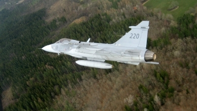 Photo ID 220839 by Magnus Persson. Sweden Air Force Saab JAS 39C Gripen, 39220