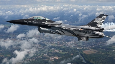 Photo ID 220840 by Lieuwe Hofstra. Belgium Air Force General Dynamics F 16AM Fighting Falcon, FA 101