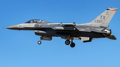 Photo ID 220869 by Alex Jossi. USA Air Force General Dynamics F 16C Fighting Falcon, 86 0227
