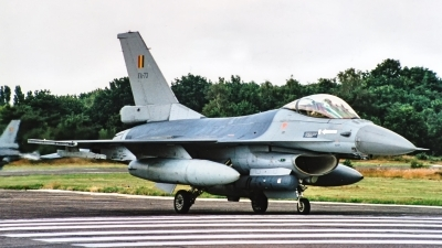 Photo ID 220863 by Jan Eenling. Belgium Air Force General Dynamics F 16AM Fighting Falcon, FA 73