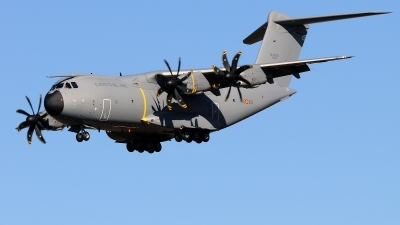 Photo ID 220887 by Rafael Alvarez Cacho. Spain Air Force Airbus A400M Atlas, TK 23 03 10076