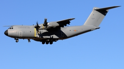 Photo ID 220888 by Rafael Alvarez Cacho. Spain Air Force Airbus A400M Atlas, TK 23 03 10076