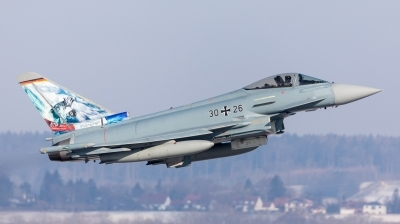 Photo ID 220900 by Andreas Zeitler - Flying-Wings. Germany Air Force Eurofighter EF 2000 Typhoon S, 30 26