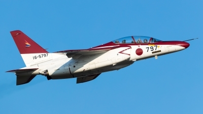 Photo ID 220930 by Andreas Zeitler - Flying-Wings. Japan Air Force Kawasaki T 4, 16 5797