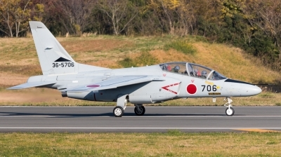 Photo ID 220929 by Andreas Zeitler - Flying-Wings. Japan Air Force Kawasaki T 4, 36 5706