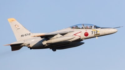 Photo ID 220928 by Andreas Zeitler - Flying-Wings. Japan Air Force Kawasaki T 4, 46 5712