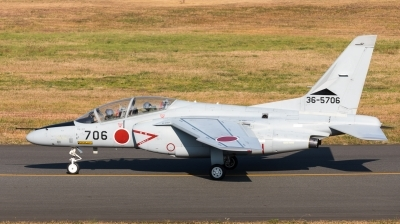 Photo ID 220927 by Andreas Zeitler - Flying-Wings. Japan Air Force Kawasaki T 4, 36 5706