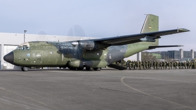 Photo ID 220947 by Matthias Becker. Germany Air Force Transport Allianz C 160D, 50 88