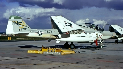 Photo ID 220948 by Gerrit Kok Collection. USA Navy Grumman A 6E Intruder G 128, 155712